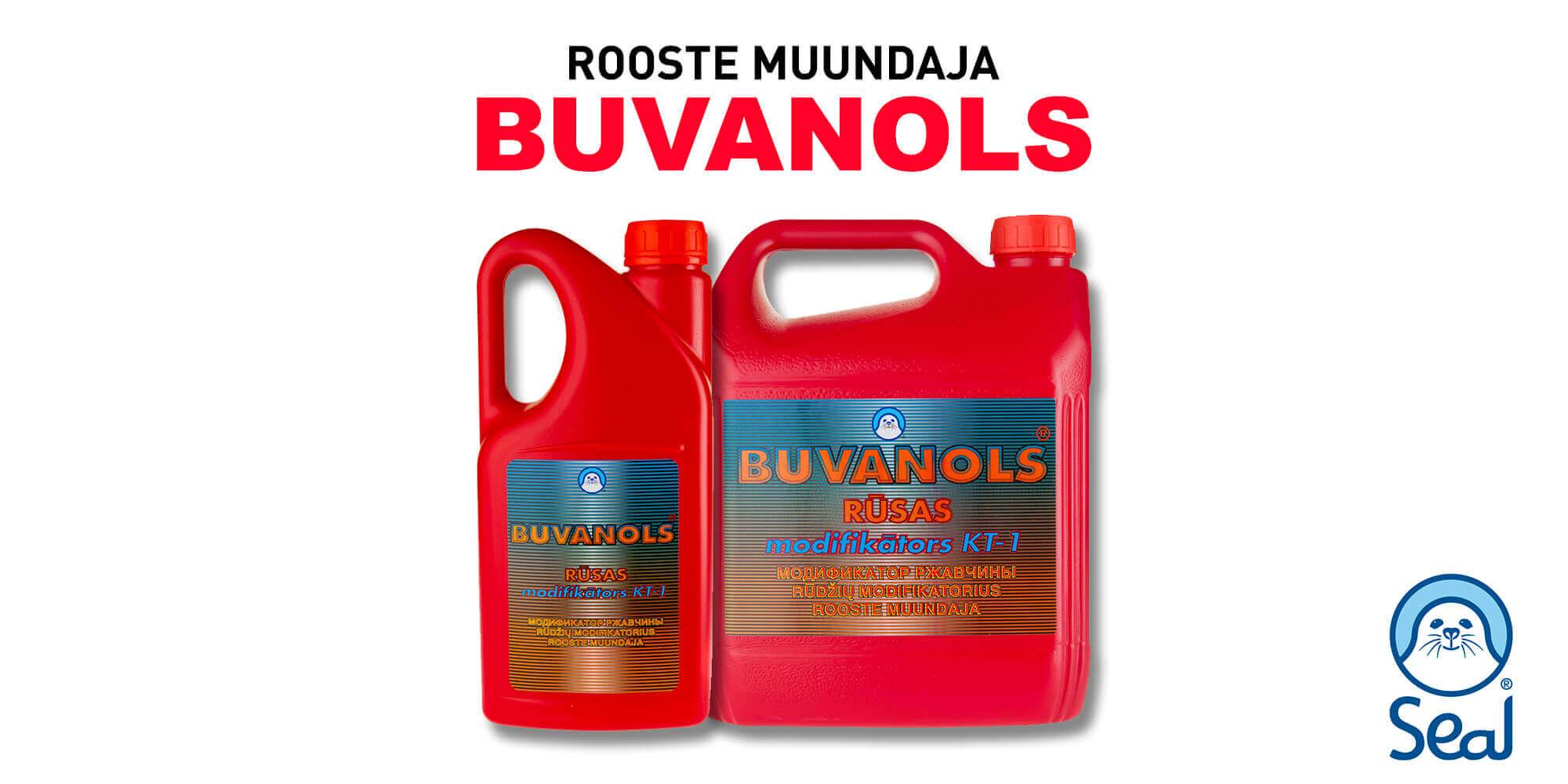 SLIDER-BUVANOL
